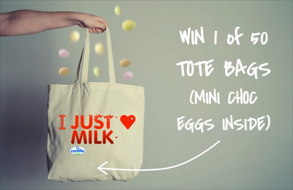 Easter Tote Bag Winners