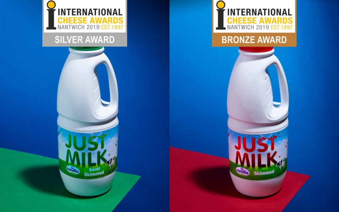 Semi Skimmed Long life milk success at the Nantwich Cheese & Dairy Awards 2019!