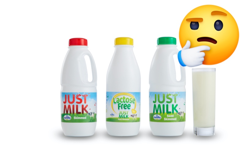 What people think about JUST MILK