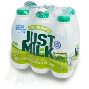 Buy Semi Skimmed UHT MILK