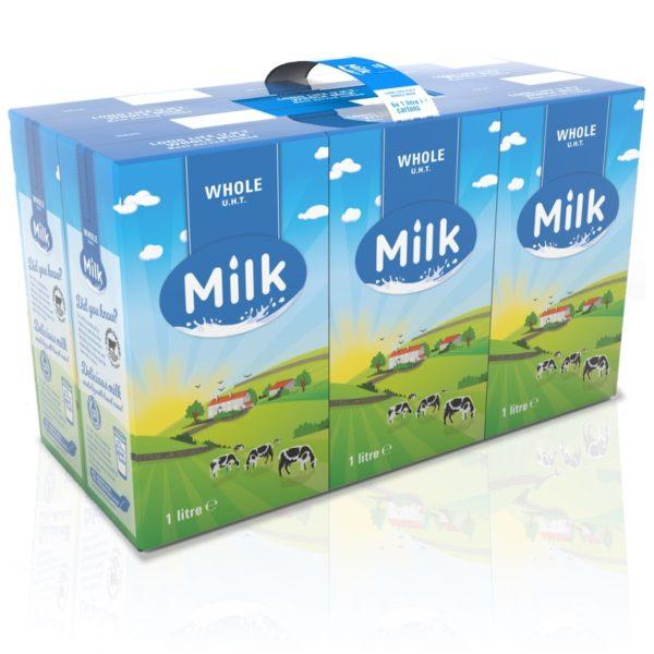 Buy Whole UHT Milk