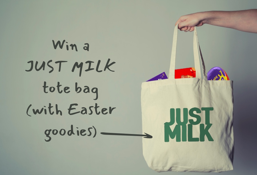 easter tote bag promo