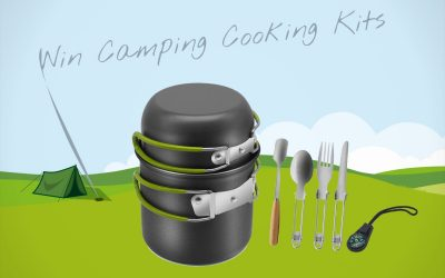 Camping Cooking Kit promotion